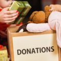 birthday donations instead of gifts