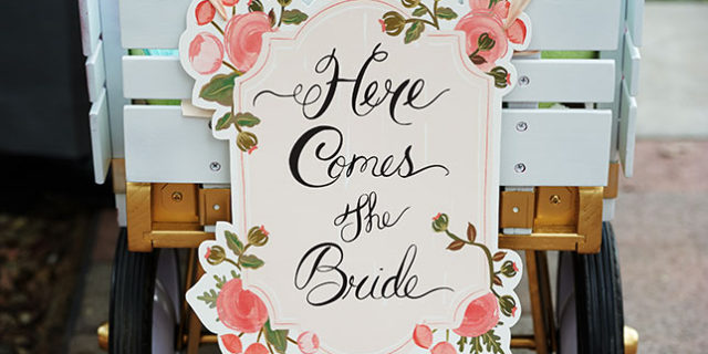 wedding gift tables ideas