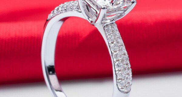 is an engagement ring a gift