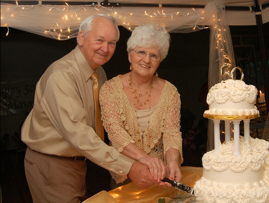 golden wedding anniversary gift ideas for parents