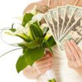 asking for money instead of wedding gifts wording