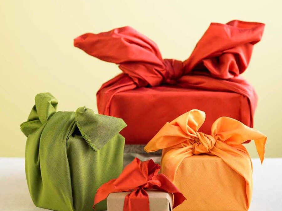Cute ways to wrap Christmas presents