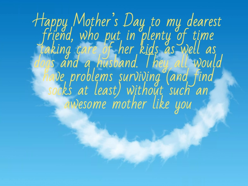 Mother Day Wish for Friend: Best Recommendations